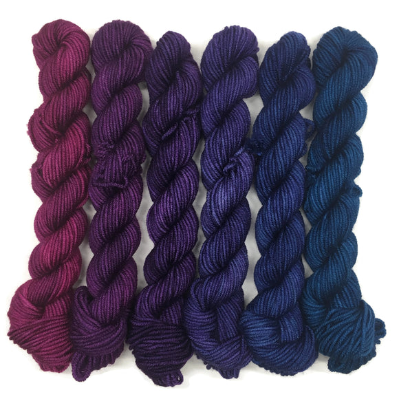 Galaxy Quest Six Pack Jujubee DK Mini Set