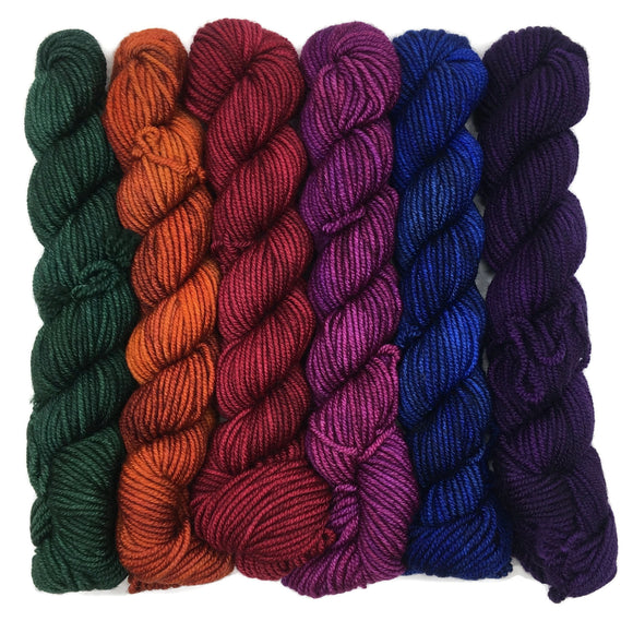 Dragon Scales Six Pack Jujubee DK Mini Set