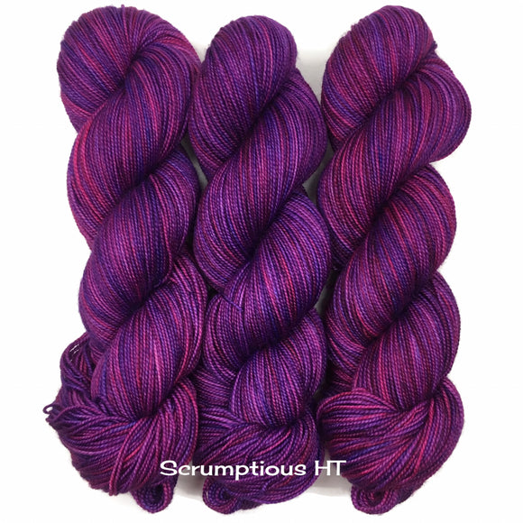 Bodacious Berry Playtime Worsted