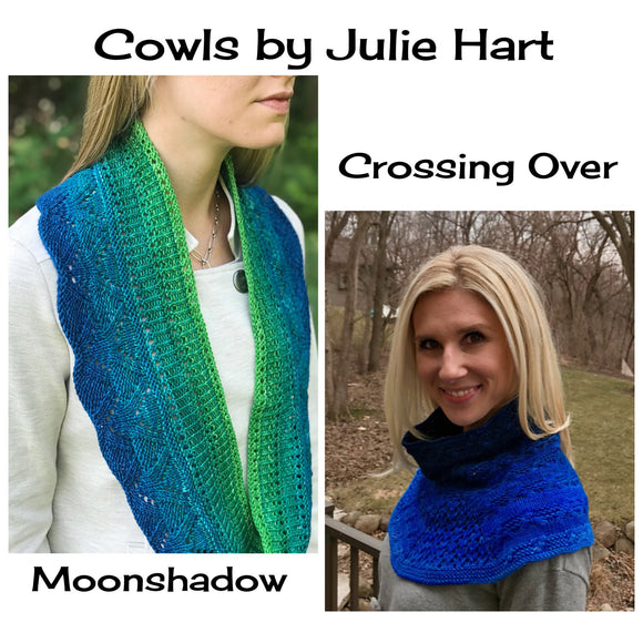 Day 4 Nifty-ish - Moonshadow and Crossing Over cowls