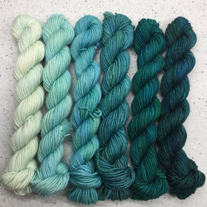 Smooth Sailing Six Pack Jujubee DK Mini Set