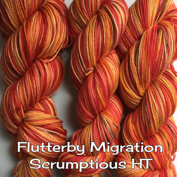 Flutterby Migration Practicality 75/25