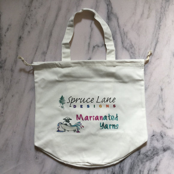 Marianated Yarns/Spruce Lane Designs Project Tote
