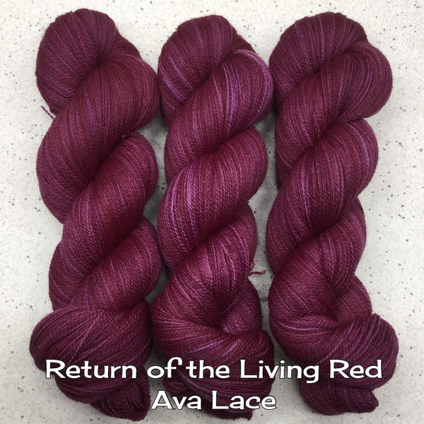 Return of the Living Red Quintessa