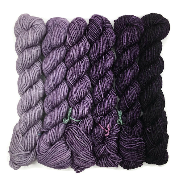 Plum Good Time Six Pack Jujubee DK Mini Set