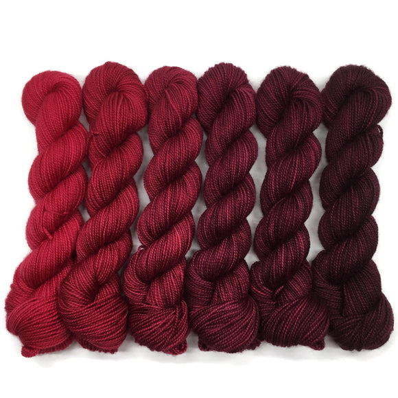 Unchained Melody Six Pack Half Skein Set