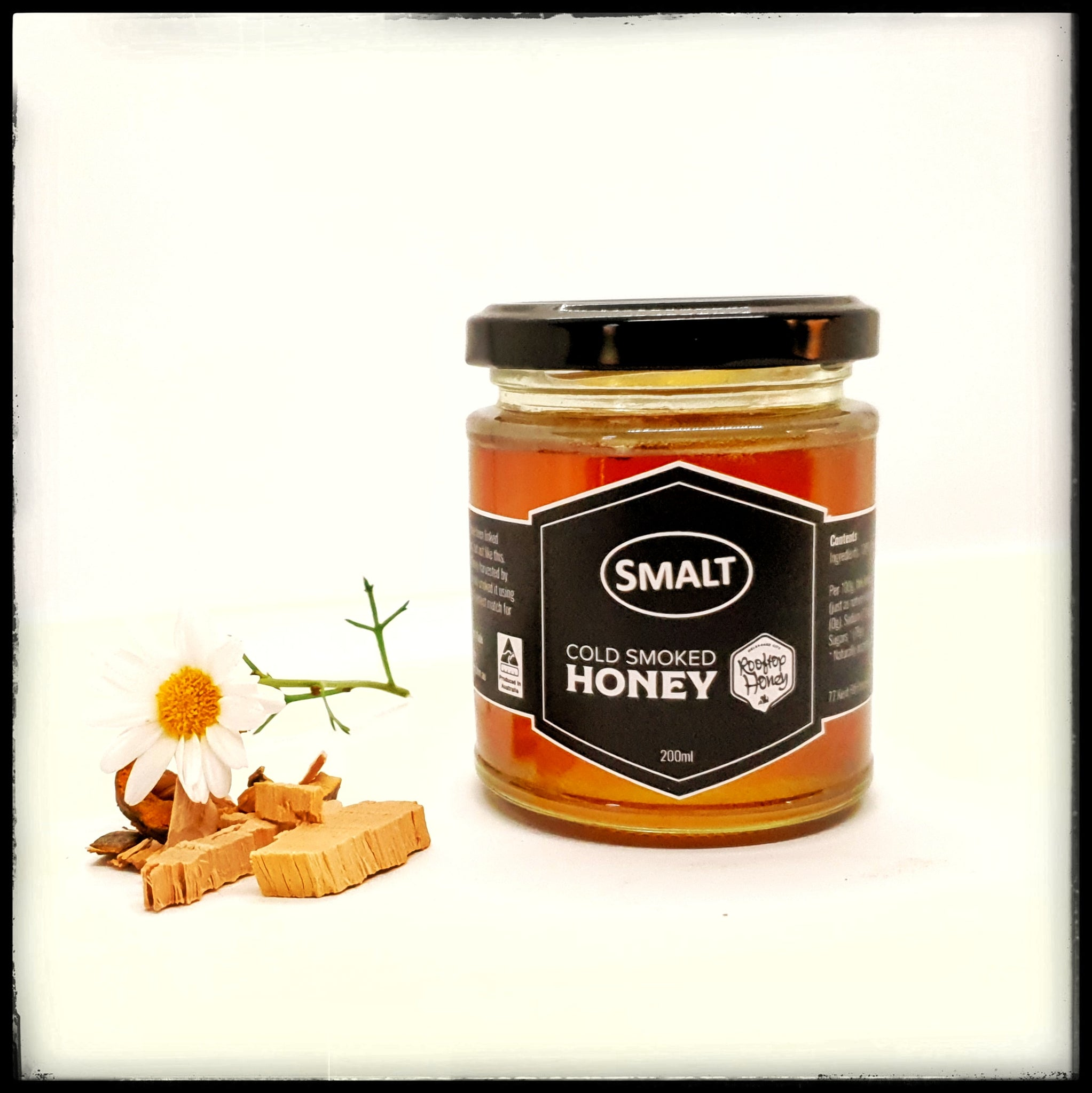Cold Smoked Rooftop Honey