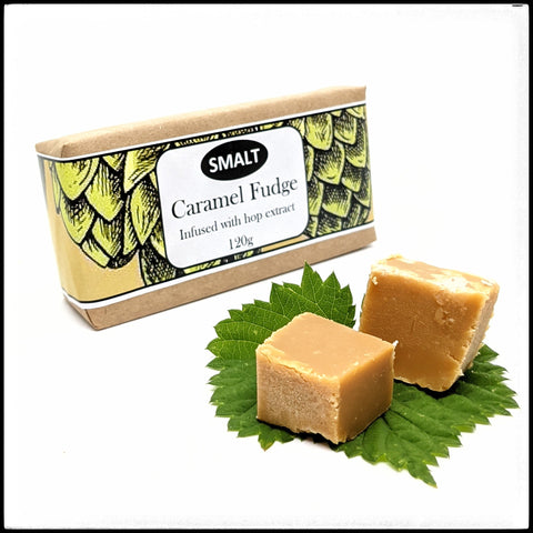 Hop Oil Smalted Caramel Fudge Bar Three Pack