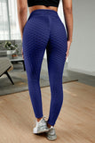 Blue Perfect Shape Leggings