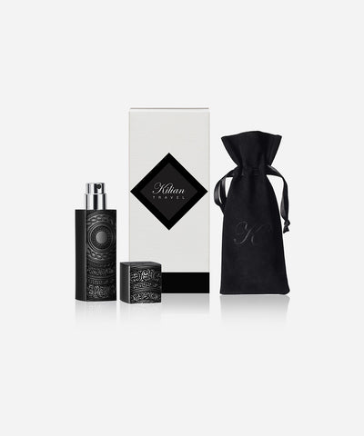 Black Travel Spray