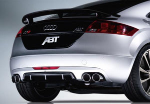 8J0800103 ABT - Audi TT Rear Skirt