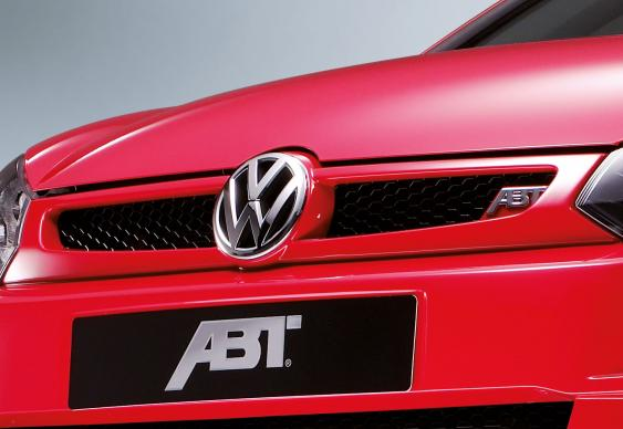 5K0801107  ABT - FRONT GRILLE VW Golf VI (5K0) and Golf VI GTI/GTD