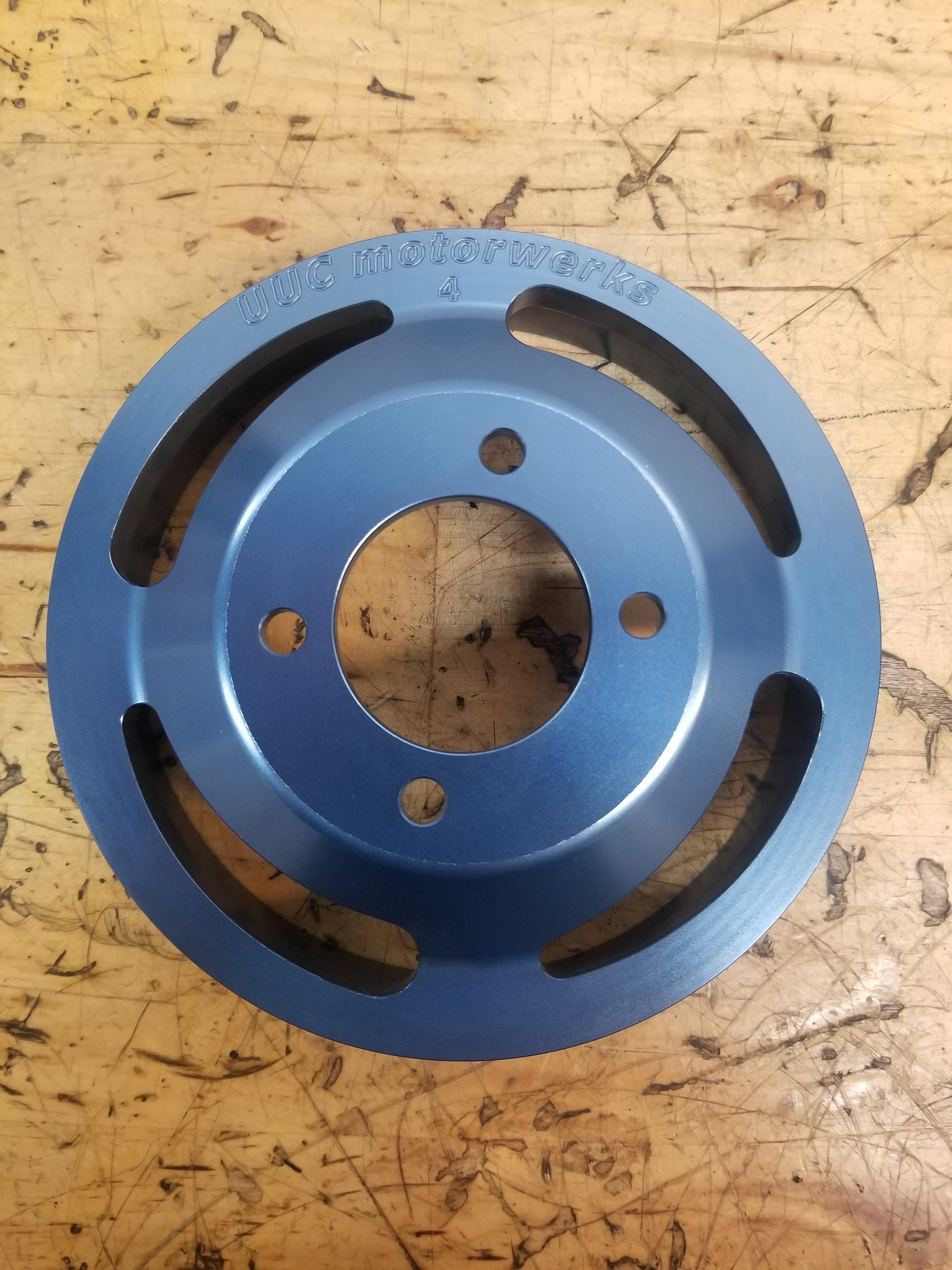 UDPS54 Underdrive Pulley Set - E46 M3 '01-'06 and '01 MZ3