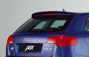 8PS800104 ABT roof spoiler for the Audi A3 Sportback 8P8 (from 04/08)