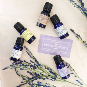 Stress Less Aromatherapy Lifestyle Blend