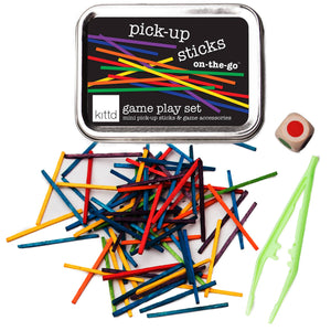 Pick Up Sticks On-the-Go