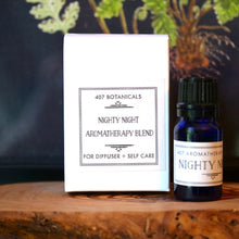 Nighty Night Aromatherapy Lifestyle Blend