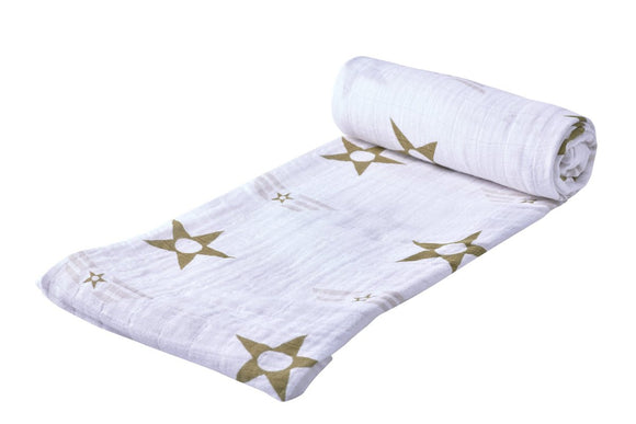 Stars and Stripes Swaddle