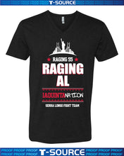 "Official ""Raging"" Al T- Shirt"