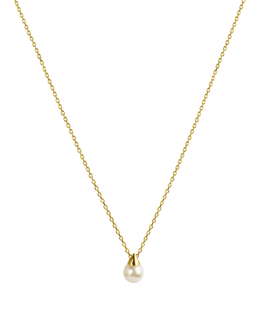 Audrey Gold Necklace