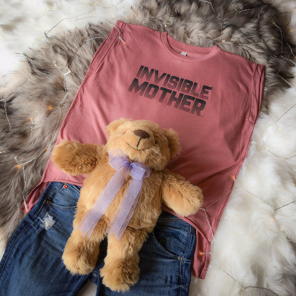 Invisible Mother Muscle Tee