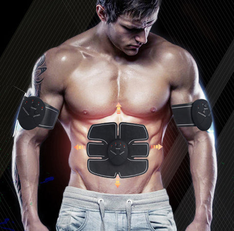Muscle Stimulator [Wireless] - For Abs & Arms