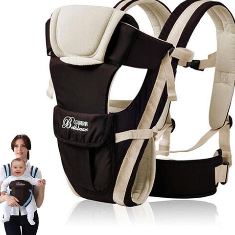 Baby Carrier (4-in-1)