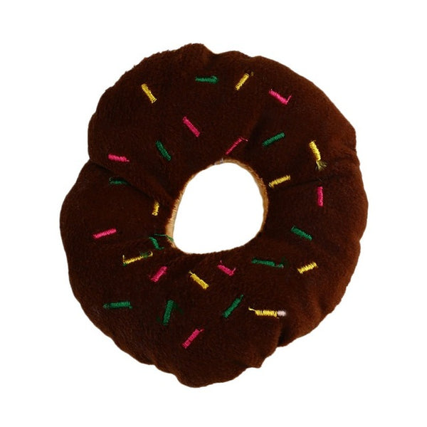 Donut Plush Toy