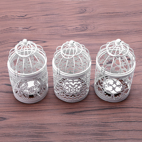 Antique Birdcage Lantern