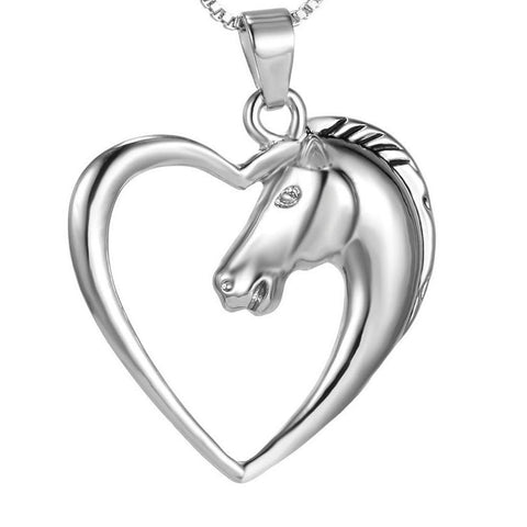 Beautiful Horse Necklace
