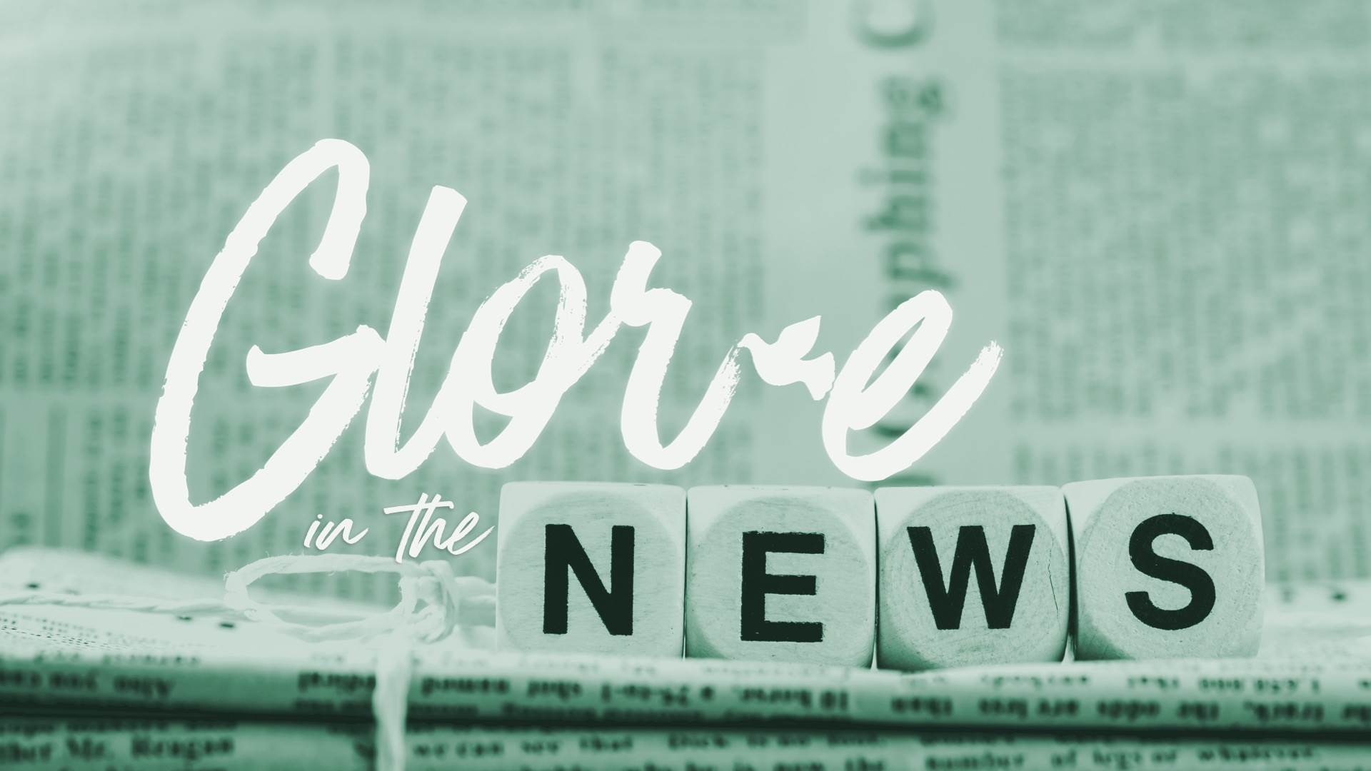 In the news: Glor-e, Your Christian Apparel Store