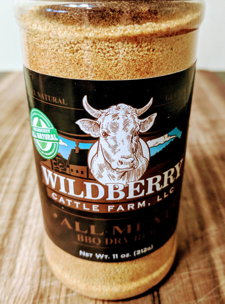 Wildberry All Meat BBQ Dry Rub