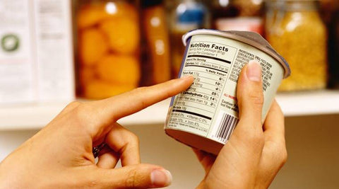 Why is it important to know your food labels?