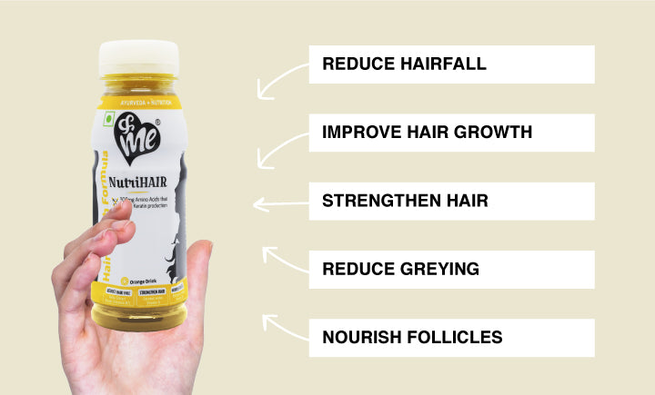 &Me NutriHair Benefits
