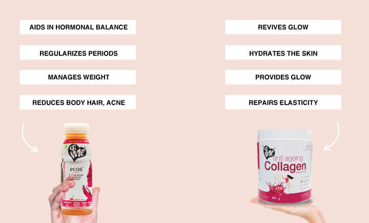 andme PCOS + Collagen Benefits