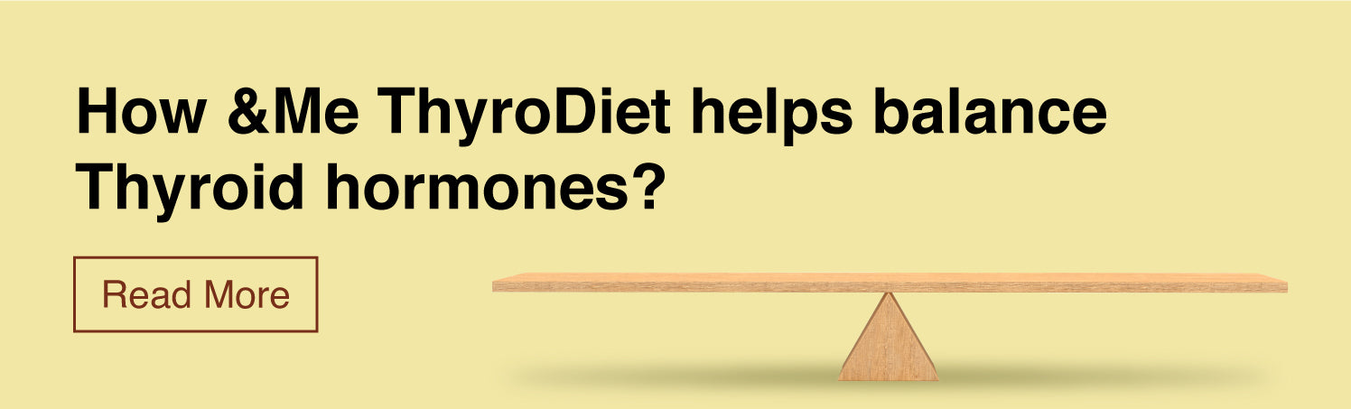 How &me Thyrodiet works Blog by &Me