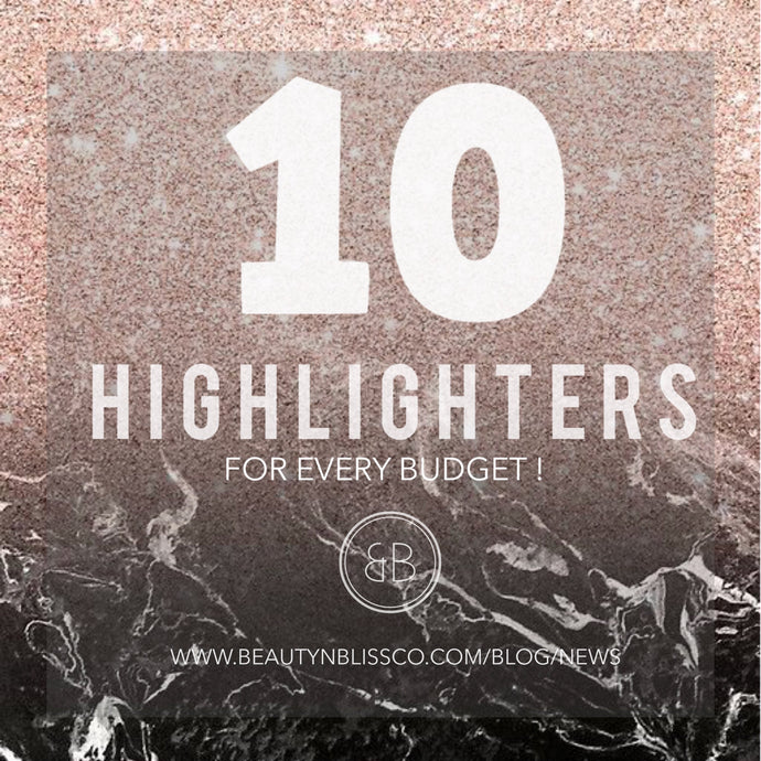 Top 10 Highlighters For Every Budget