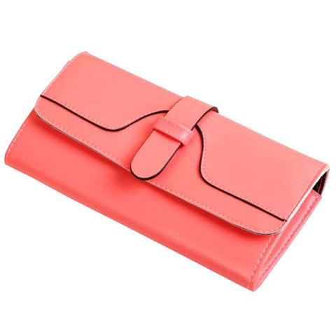 Xiniu women wallets for credit cards Bags ladies leather wallets female large Capacity Clutch carteira feminina grande #5M - Fashion Shopping 247