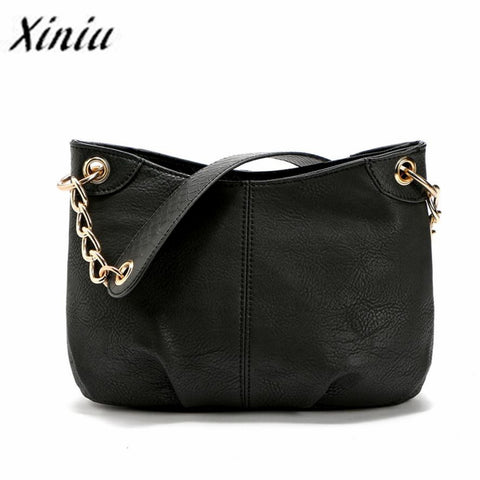 Xiniu Handbags Luxury Chain Women Designer Handbag Women Business Hobos Bag Leather Bags Women leder tasche para mujer#ZTEW - Fashion Shopping 247