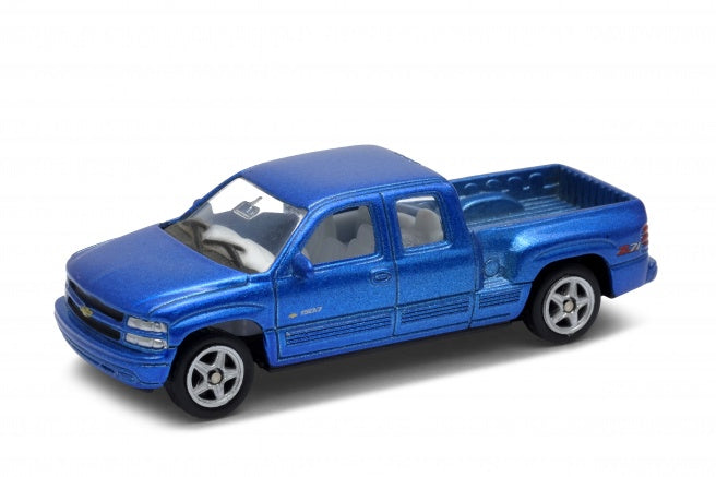 Welly Diecast 1999 CHEVROLET SILVERADO