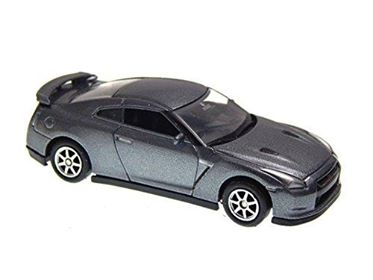 Diecast Car Nissan  Gray