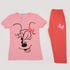 Domatex Minnie Mouse Pajama Pink