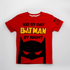 Exit 2 Batman Shirt Red