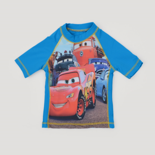 I Wear Cars Shirt Swimsuit Light Blue