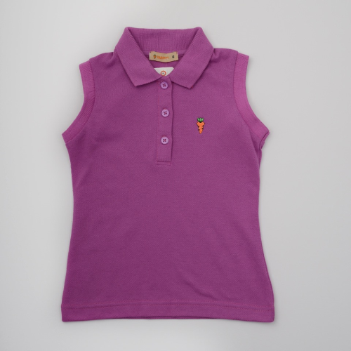 Carrot Polo Shirt Purple