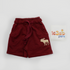 Abercrombie Short Dark Red