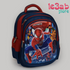 BZ Spiderman Backpack Blue Black 14