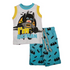 Exit 2 Batman Pajama Light Blue