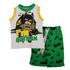 Exit 2 Batman Pajama Green