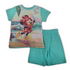Disney Minnie Mouse Pajama Cyan